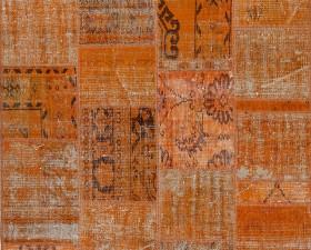 10 Orange - Seri No= 849 (205 x 141 cm)