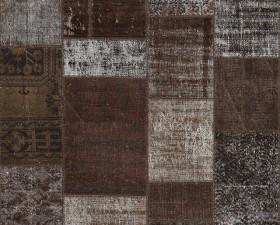 12 Kahverengi - Seri No= 802 (204 x 151 cm)