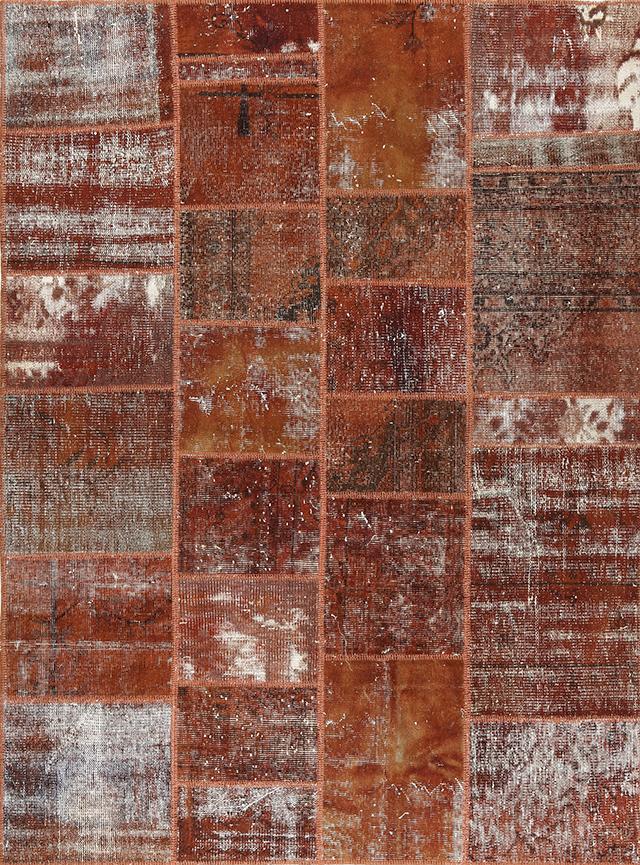 13 K. Orange - Seri No= 802 (204 x 151 cm)