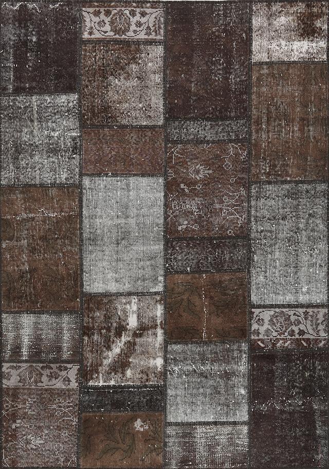 20 K. Kahverengi - Seri No= 118 (198 x 140 cm)