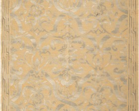 44695-savonnerie 246 cm x 302 cm  (8ft 1in x 9 ft 11 in )
