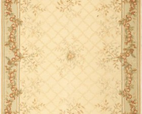 44699-savonnerie 246 cm x 305 cm (8 ft 1in x 10 ft )