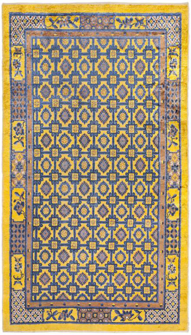 46229-chinese 127 cm x 213 cm  (4 ft 2 in x 7 ft)