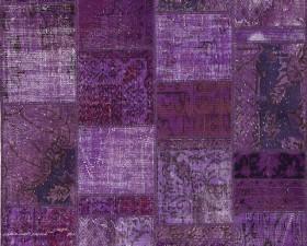48 Canli Mor - 573 Seri No= (206 x 138 cm)
