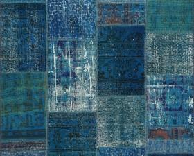 50 K. Turquaz -Seri No= 519 ( 200 x 140 cm)
