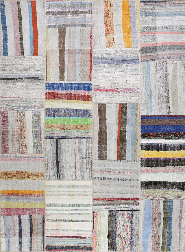 56 Kilim - Seri No= 119 (275 x 195 cm)