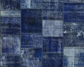 6 Lacivert - Seri No= 839A (205 x 144 cm)