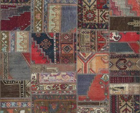 61 K. Anadolu - Seri No=491 (203 x 140 cm)
