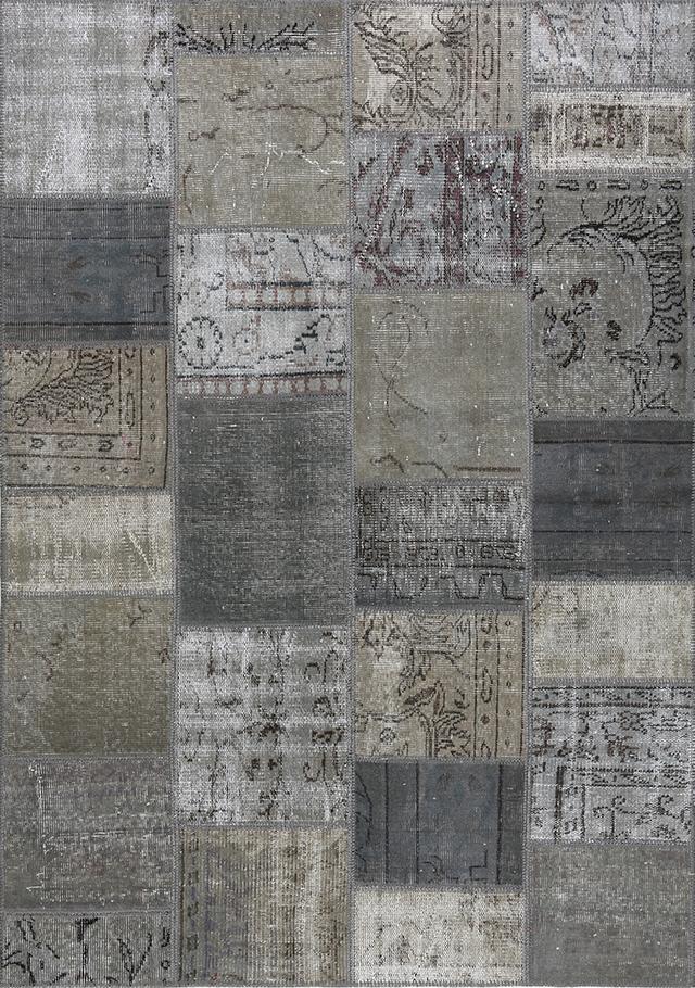 62 Gri - Seri No= 632 (200 x 142 cm)