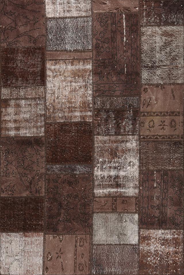 66 Kahve -  Seri No= 073 (204 x 137 cm)