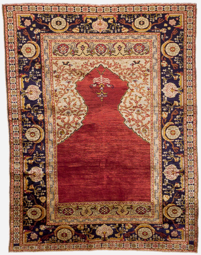 Turkish Sivas Silk Rug 70 175 X 1 35 Cm Of