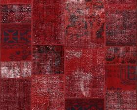 74 Kirmizi - Seri No= 343 (207 x 150 cm)