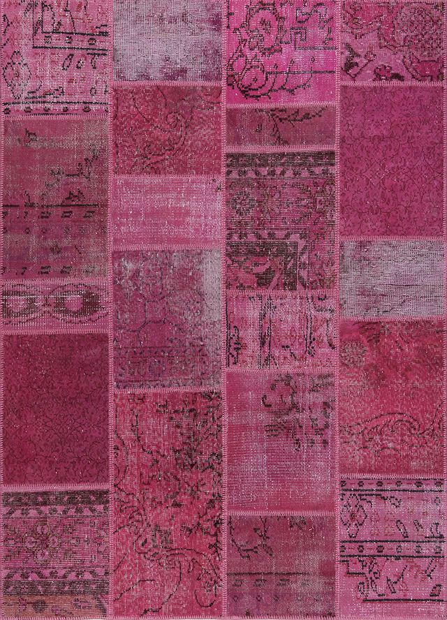8 Pembe -  855A Seri No= ( 198 x 142cm)