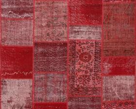 81 A. Kirmizi - Seri No= 181 (200 x 140 cm)
