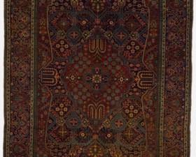 84-0039 kashan mohtasham 205 x 136 cm  (1 of 1)