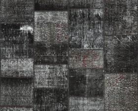 85 Siyah - Seri No= 768 (200 x 140 cm)