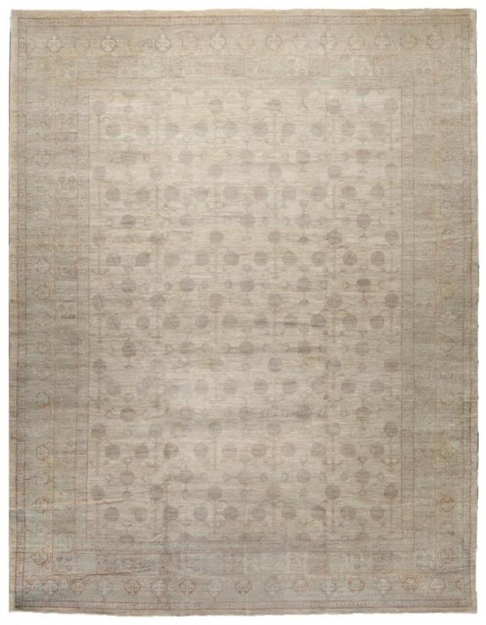 16708 stonewashed -371 cm x 475 cm ,ivory