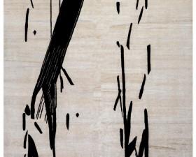cont_15100- BK Modern  274 cm x 373 cm ,black ,ivory